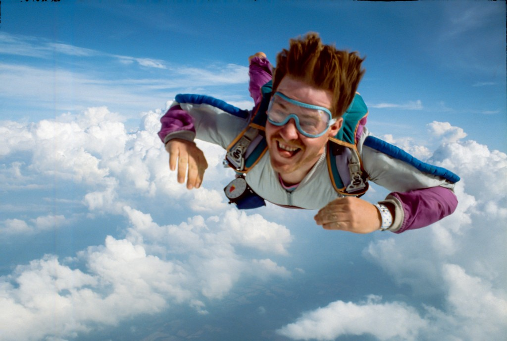 top 5 tips of how to maintain your skydiving gear Flickr image by Philip Leara