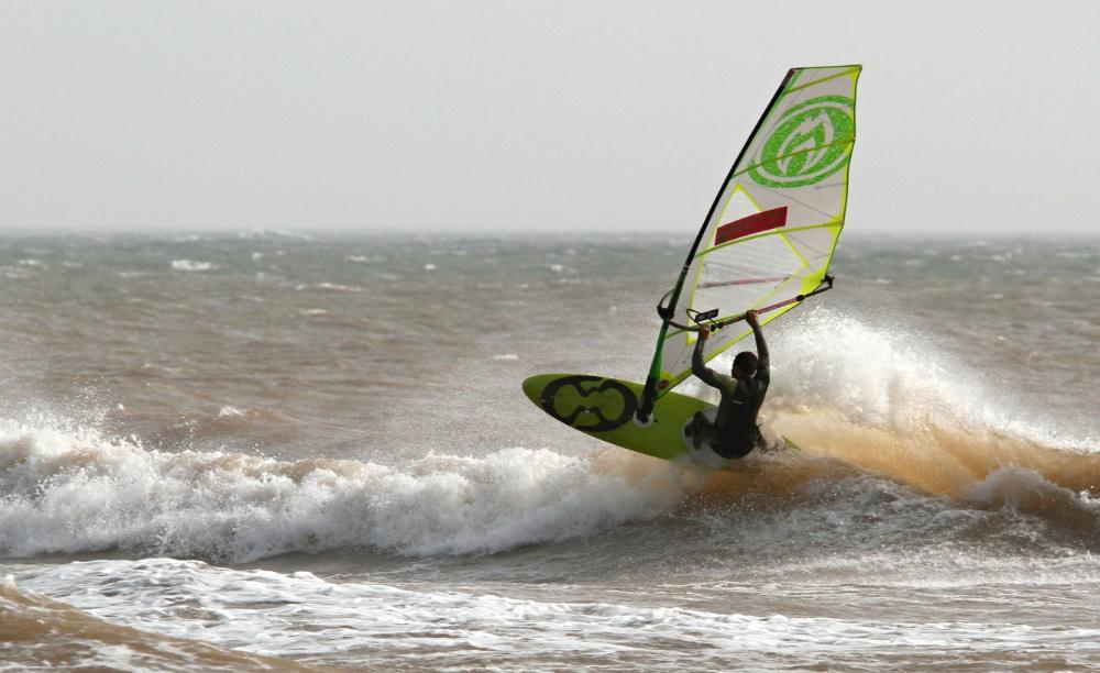Moulay Bouzerktoun of the best Morocco windsurfing holiday destinations Wikicommons image by Arabi629