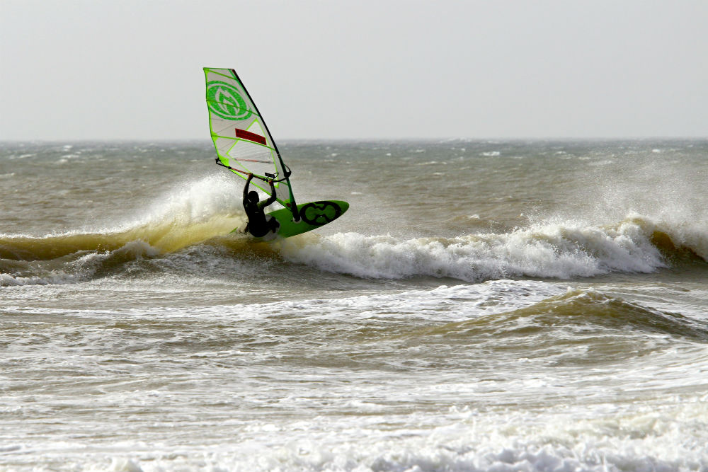 Moulay one of the best Morocco windsurfing holiday destinations Wikicommons image by Arabi629