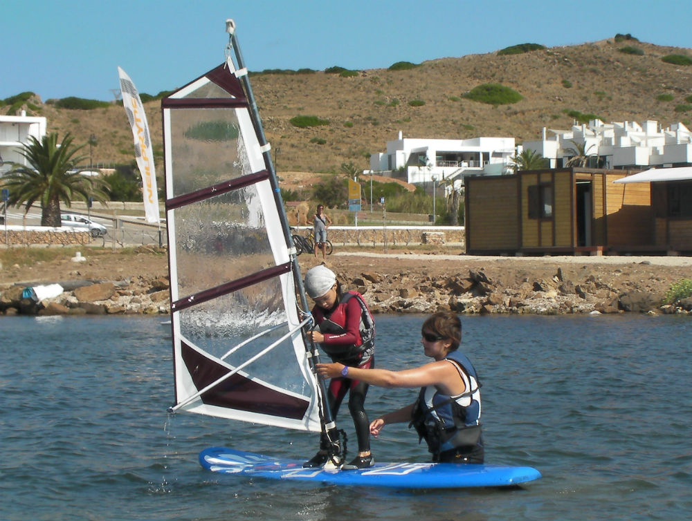 5 of the best family windsurfing holiday destinations Flickr image by Wind Fornells