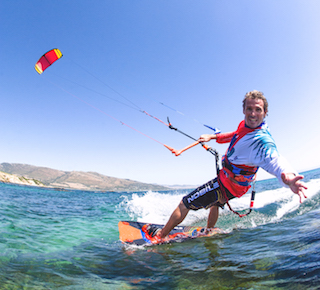 Hotstick Tarifa Kite School discount: 5% off private kitesurfing lessons