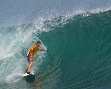 Indo Surf Camps discount: 10% off G-Land surfing holidays