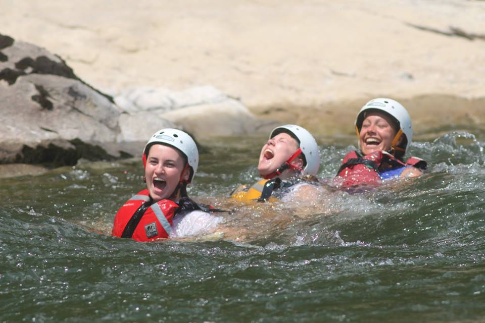 Ardeche family adventure holidays in France: Kayak, climb & more Image from of Adventure Ardeche
