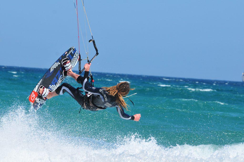 Tarifa one of the best kite spots in Europe flickr image courtesy of Anthony Skinner