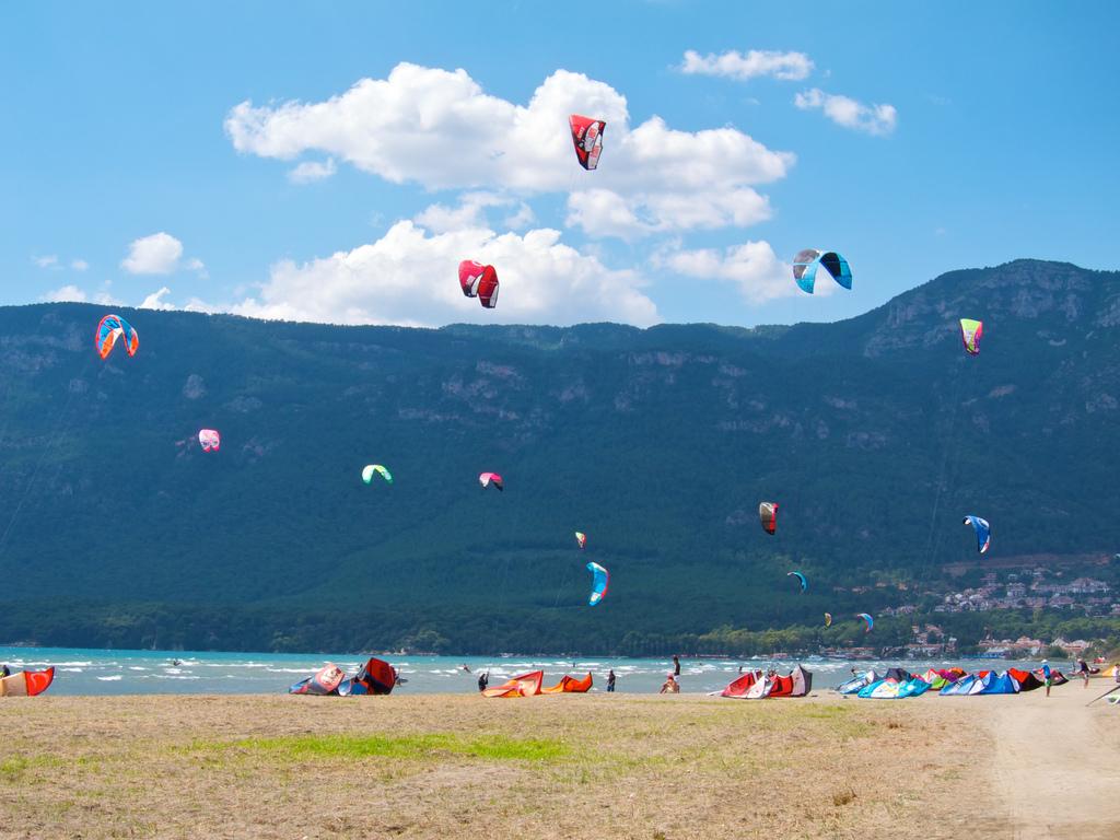 Gokova Bay one of the best kite spots in Europe flickr image by Konstantin Zamkov