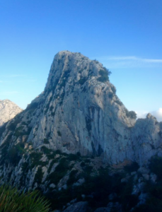 Guide to Segaria ridge hiking and scrambling in Costa Blanca 3 courtesy of Mountain Journeys