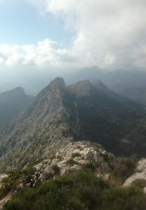 Guide to Segaria ridge hiking and scrambling in Costa Blanca 4 courtesy of Mountain Journeys
