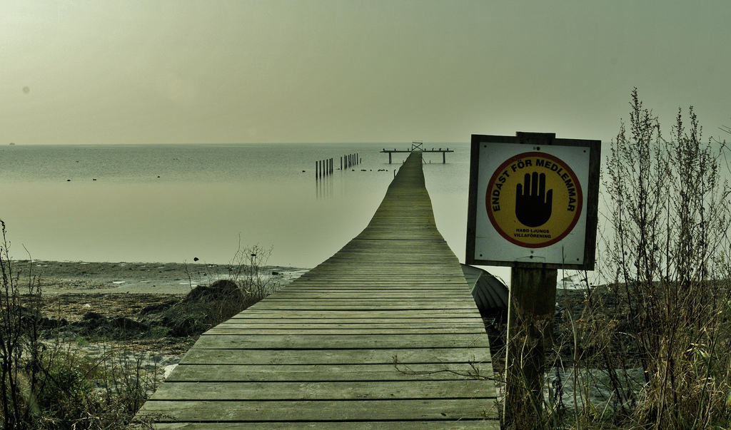 Habo Ljung Sweden - kitesurfing European Style flickr image by egevad, per