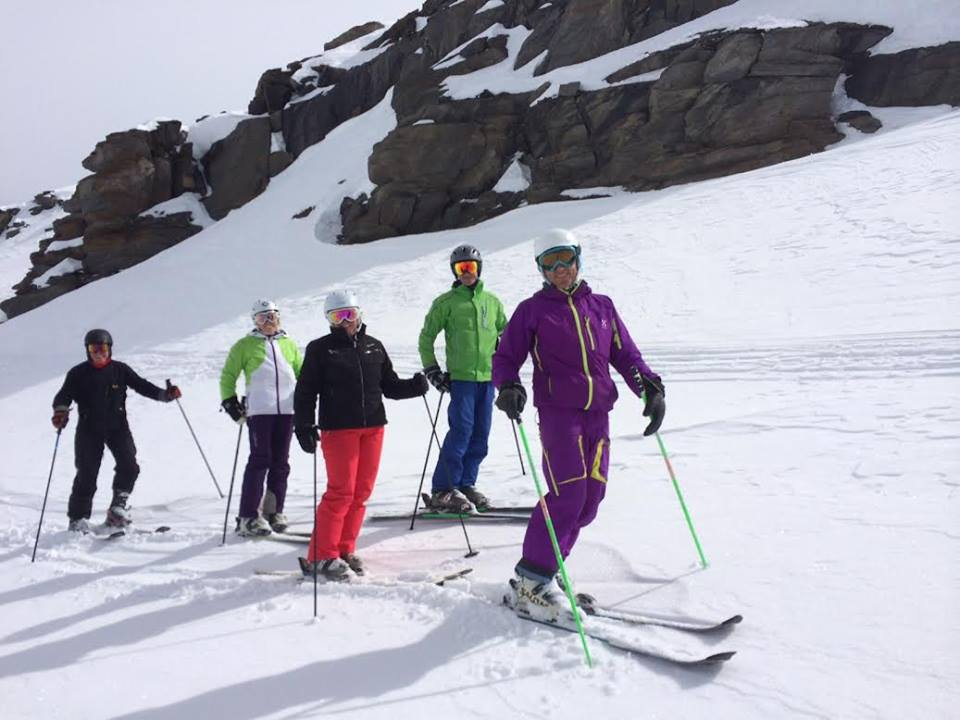 Tips for planning solo ski holidays image courtesy of SingleSport