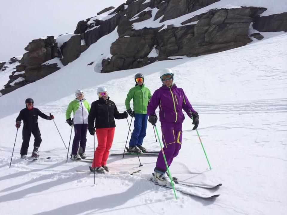 Tips for planning solo ski holidays image courtesy of SingleSport