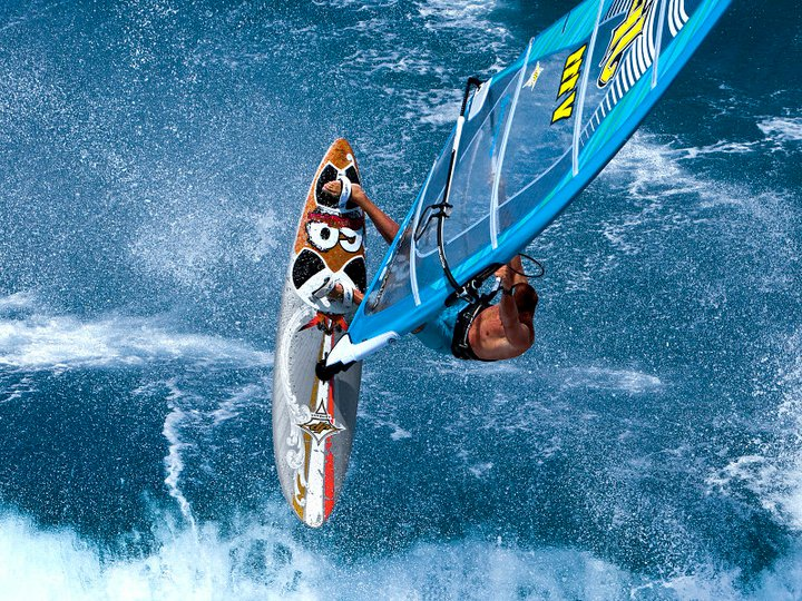 Surf Store discount: 5% off windsurfing gear image courtesy of surf-store.com