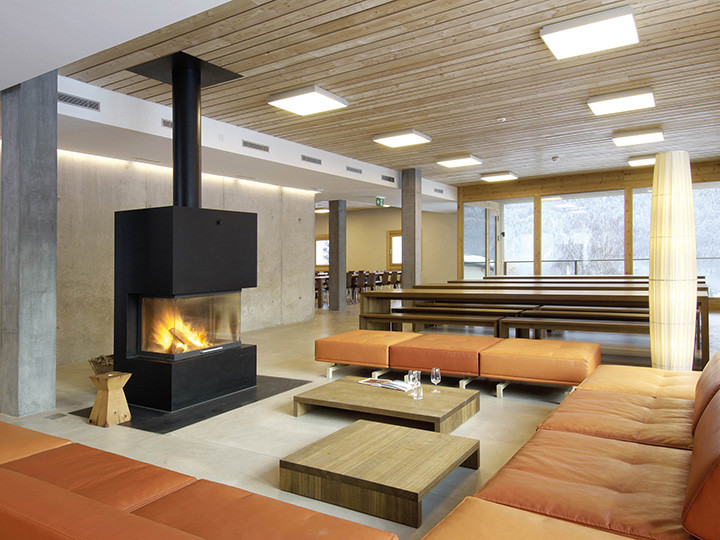 budget skiing holidays the 10 best ski hostels in Europe Scuol Youth Hostel