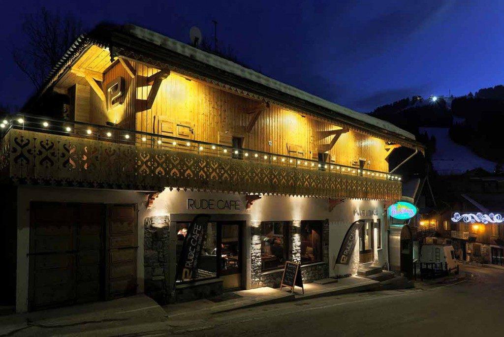 Budget skiing holidays: 10 best ski hostels in Europe image courtesy of Rude Lodge