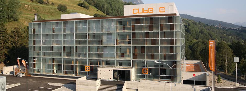 Budget skiing holidays: 10 best ski hostels in Europe image courtesy of The Cube