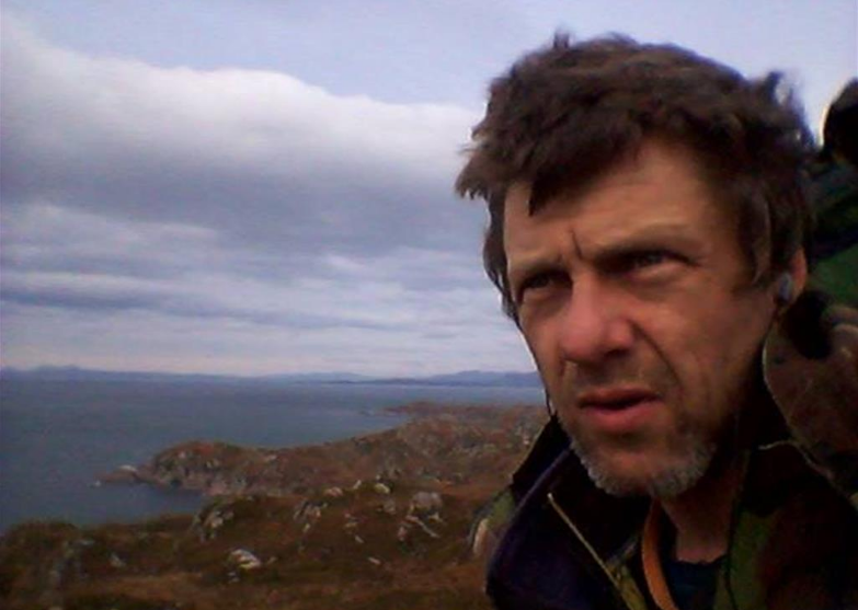Interview with Adam Short Walking the UK coastline at the waters edge