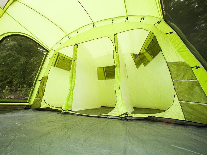 Review of Skandika Copenhagen 6: Spacious family dome tent