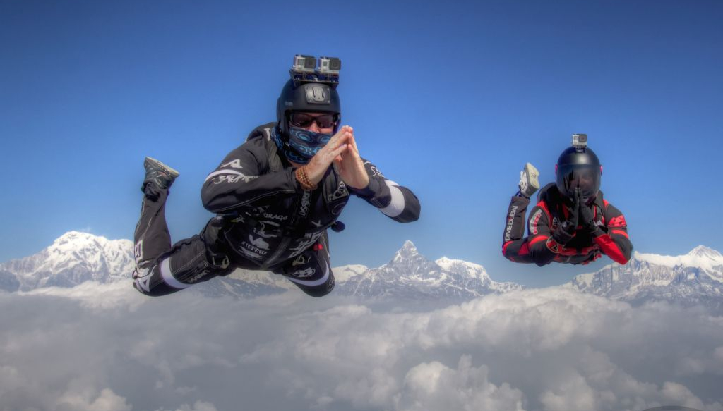 5 extreme Himalaya adventures in Nepal: Including Pokhara skydiving