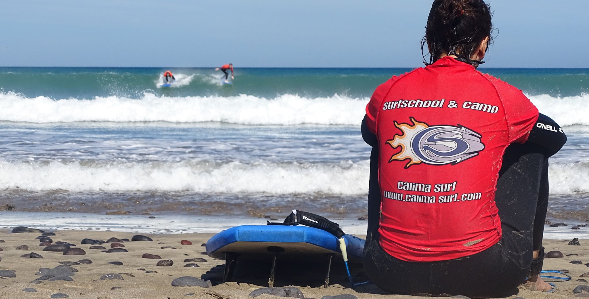 Spanish surfing holidays 10 best surf camps in Spain Image courtesy of Calima Surf School in Lanzarote