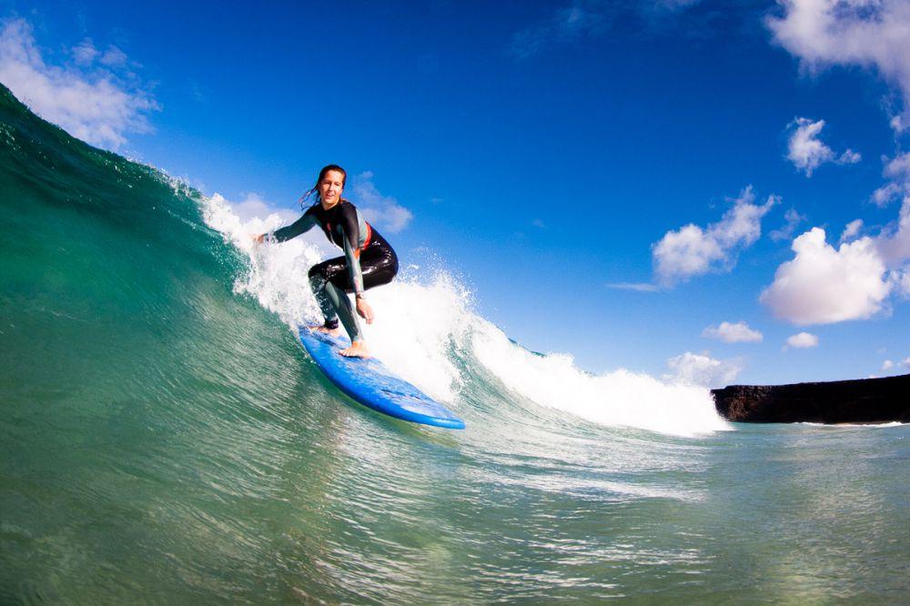 Fuerteventura image courtesy of Star Surf Camps