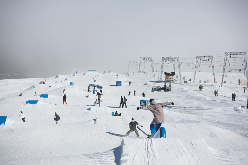 review of Snowboard Spring Break at Kaunertal Glacier image by Kaunertal