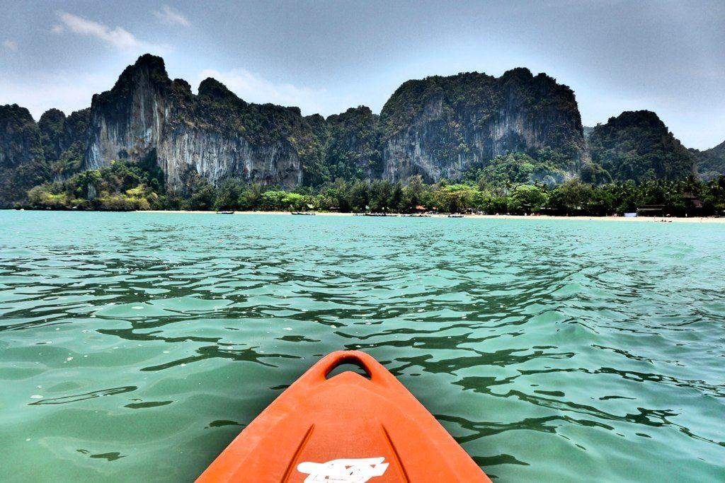 Krabi Sea kayaking in Thailand Paddling in paradise Flickr image by Madeleine_H