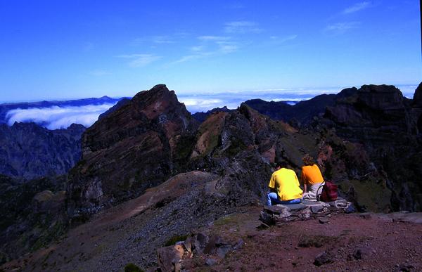 Hiking Madeira adventure holidays: 10 best Madeiran activities (C) Madeira Regional Tourism Board