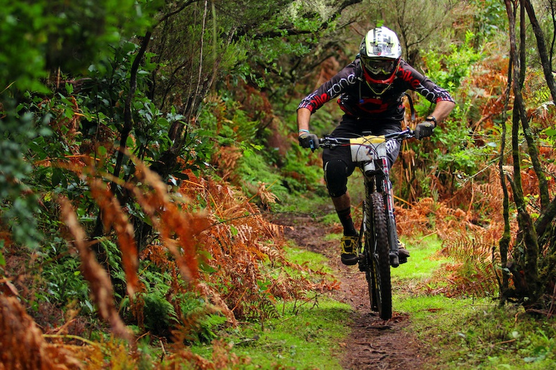 Mountain Biking Madeira adventure holidays: 10 best Madeiran activities (C) MAD Productions