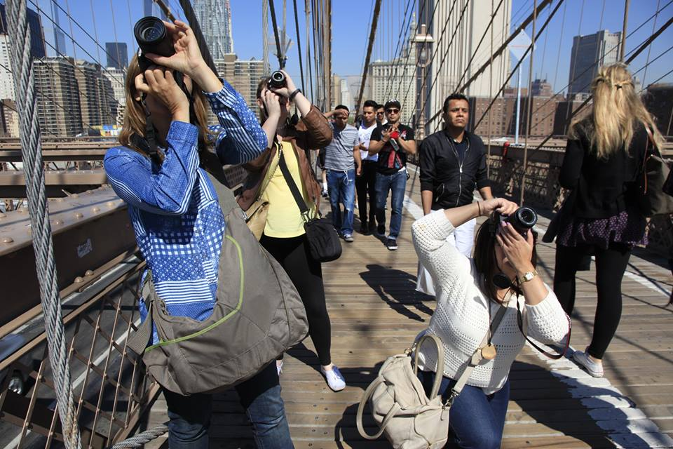 Photo tours one of the best New York adventure activities Image courtesy of NYC Photo Safari