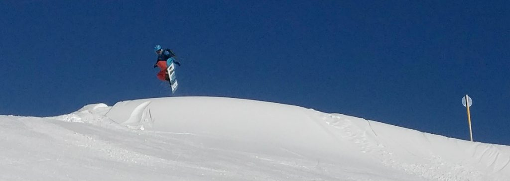 Austrian shred in Lech one of the 16 best Austria snowboarding holiday destinations