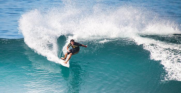 Surfing Madeira adventure holidays: 10 best Madeiran activities (C) Madeira Regional Tourism Board