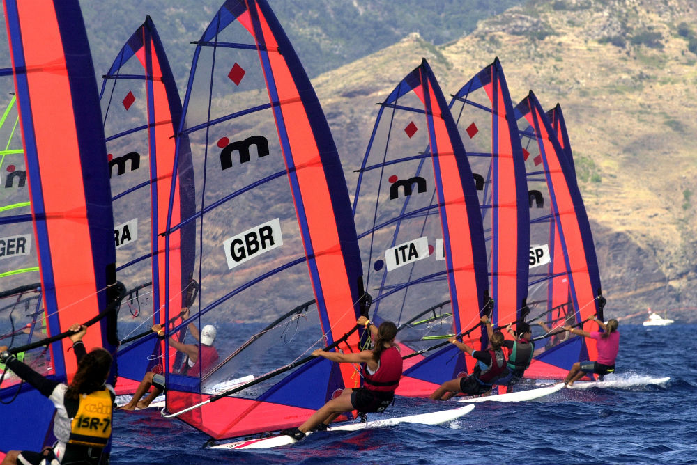 Windsurfing Madeira adventure holidays: 10 best Madeiran activities (c) J H G Turismo da Madeira