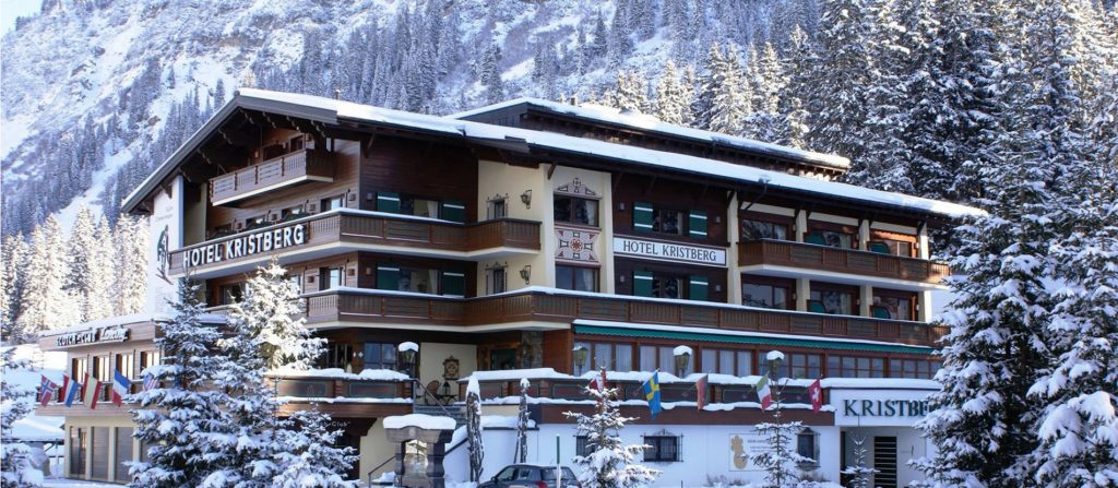 ski holiday at Hotel Kristberg in Lech Zuers