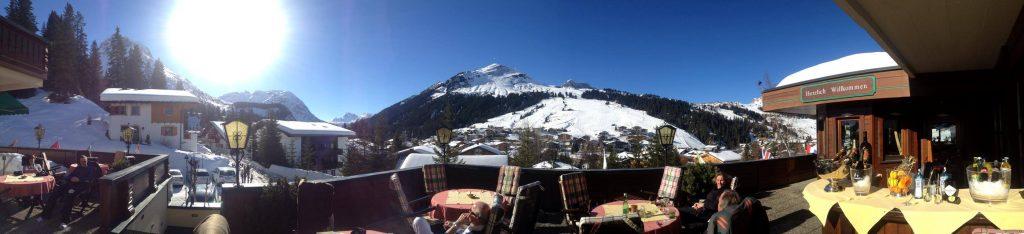 ski holiday at Hotel Kristberg in Lech Zuers am Arlberg