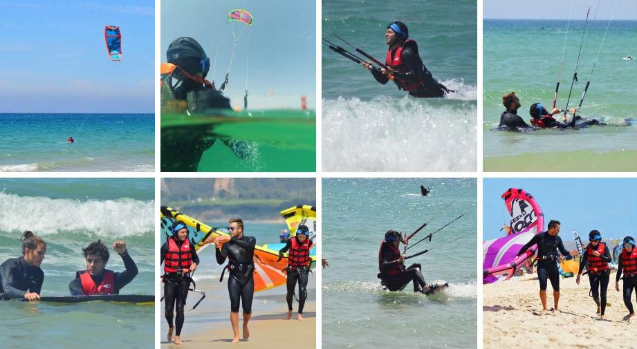 Addict Kite School Tarifa discount: 10% off kitesurfing lessons