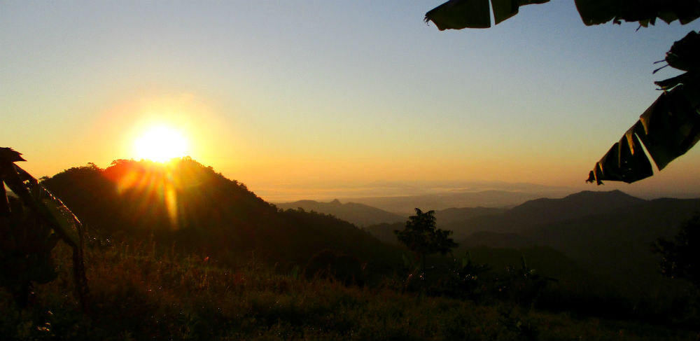 Review of Active Thailand trekking holiday in Chiang Dao mountains 1