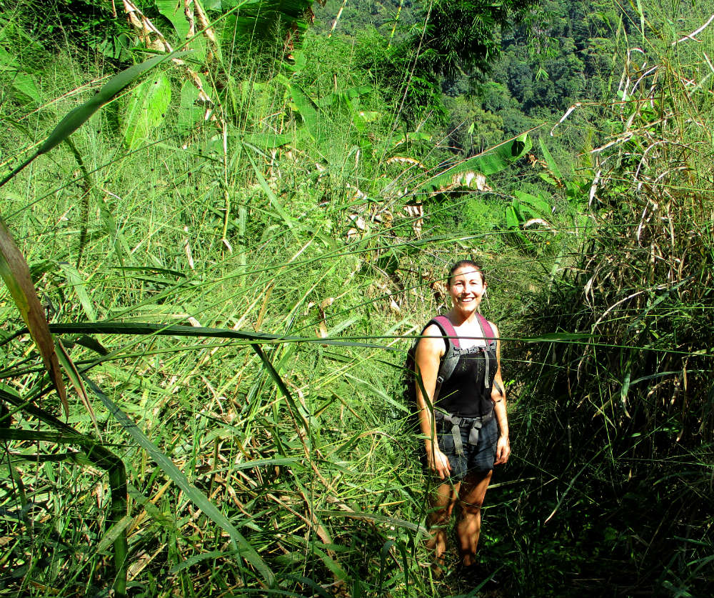 Review of Active Thailand trekking holiday in Chiang Dao mountains 2