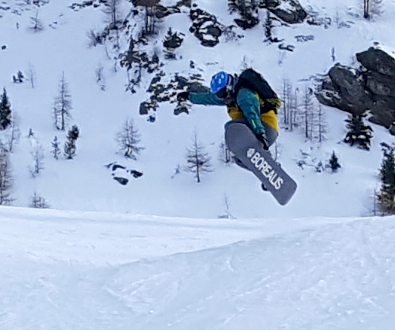 Review of Pieps JetForce Rider Best avalanche airbag system in St Foy