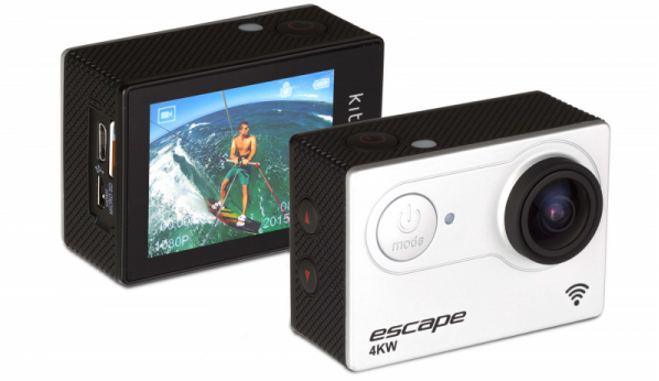 Win the Kitvision Escape 4KW pack 4K action camera competition
