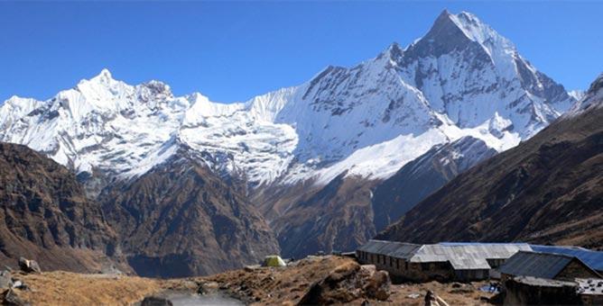 Annapurna Base Camp: Best Himalaya trekking holidays image courtesy of Himalayantrekkers.com