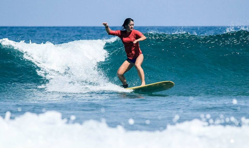 Become a surf instructor in Bali 12 week Indonesia surfing adventure. Image courtesy of Solid Surf House