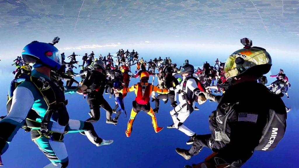 Best US dropzones where to skydive in the USA Image courtesy of Skydive Chicago