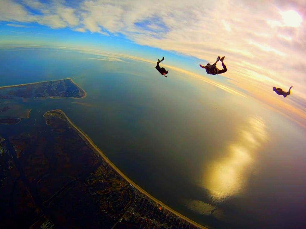 Best US dropzones where to skydive in the USA Image courtesy of Skydive Coastal Carolinas