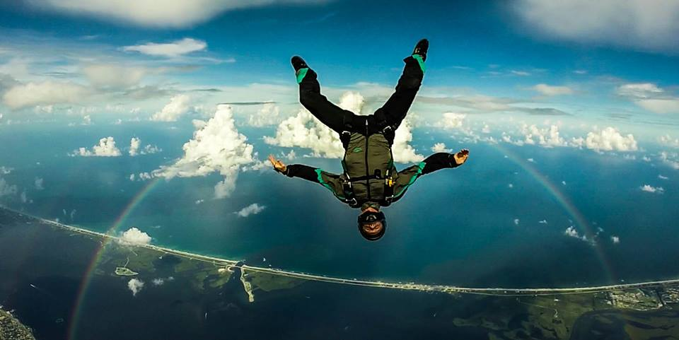 Best US dropzones where to skydive in the USA Image courtesy of Skydive Sebastian