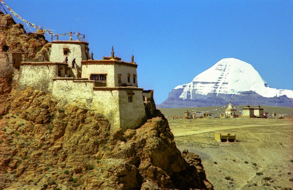 Mount KailashTips for planning first trekking holidays and 7 best beginner treks image courtesy of Wikimedia Commons
