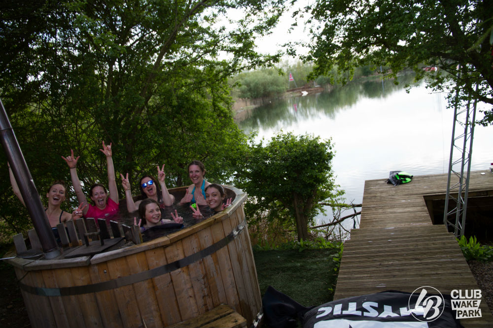 Wakedaze with Lex Balladon UK Female only wakeboarding day