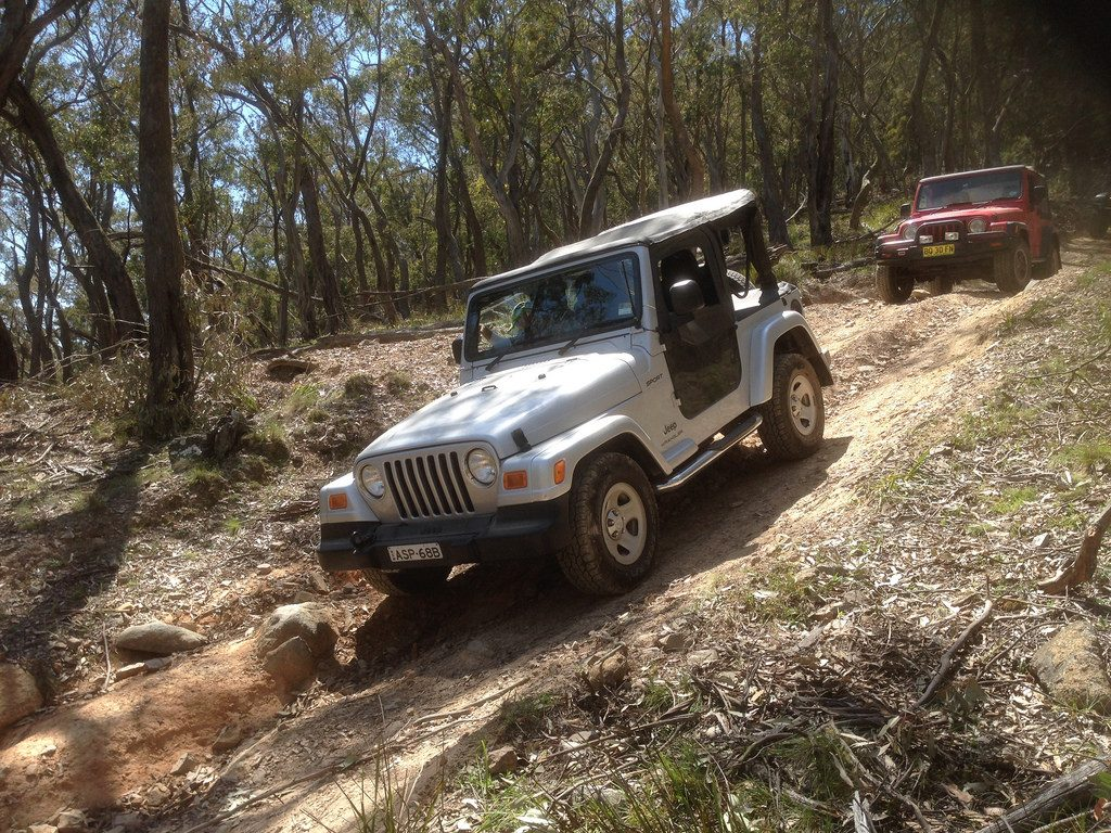 Australian 4x4 adventures Tips for off-road driving in Australia Flickr CC image Dushan and Miae