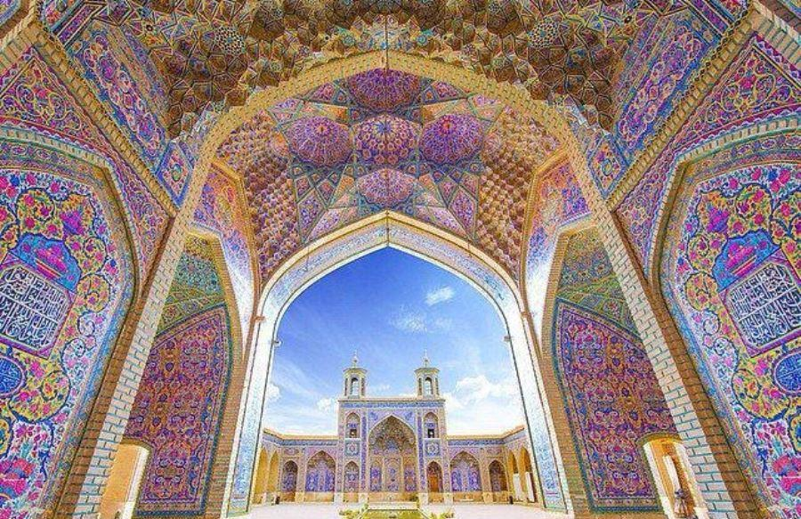 Best Iranian activities Pink Mosque in shiraz Image by Welcome To Iran