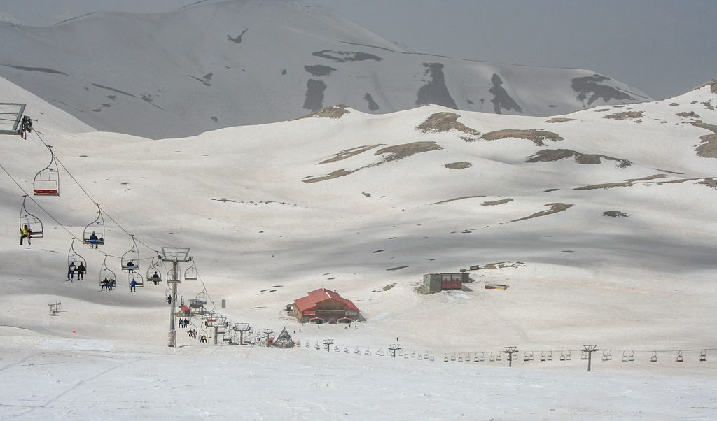 Best Iran adventure holidays skiing near Tehran Flick CC image by Ninara