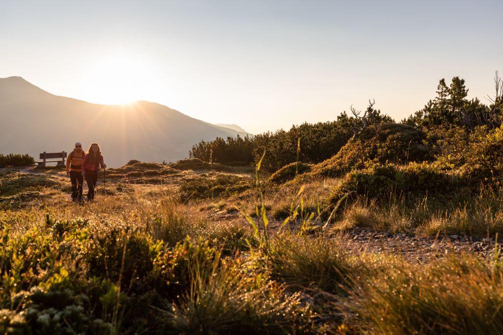 Best treks in Austria Hohe Tauern Panorama Trail Stage 04 ©TVB Krimml Johannes Sautner (1)