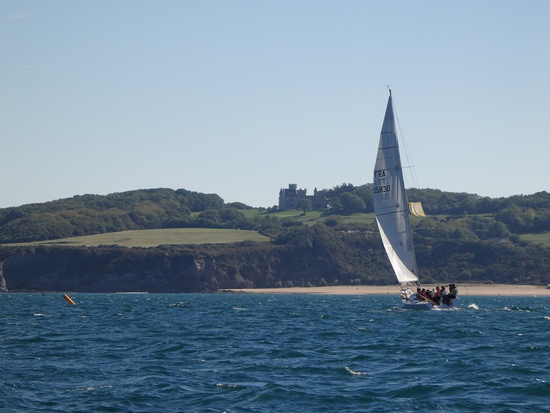 Spi en Tete discount: 10% off Hendaye sailing along Basque coast